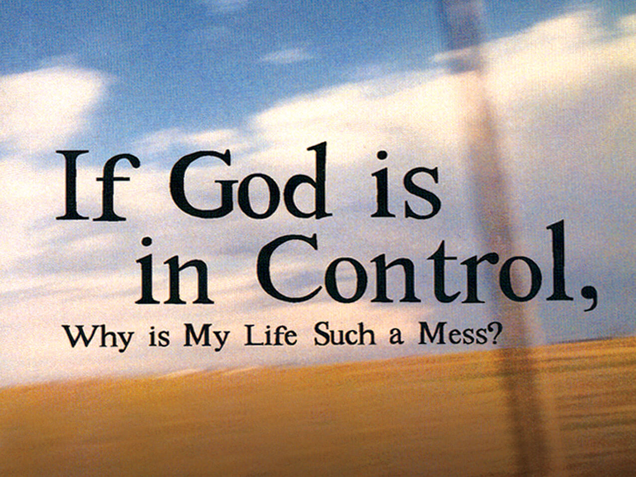 god in my life How to change yourself: self-improvement  but when we are determined that serving god is our most important purpose in life,  visit light to my path.