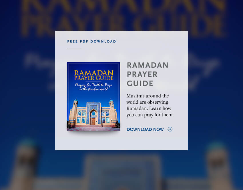Ramadan Prayer Guide