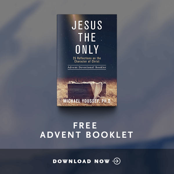 Jesus The Only Advent Booklet